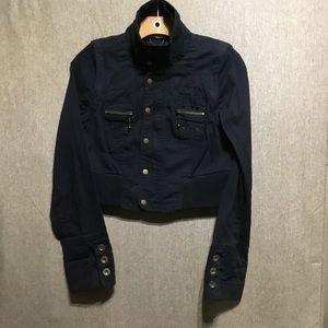 Ali & KRIS Crop Jacket